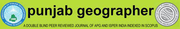 Punjab Geographer Journal All Head Image